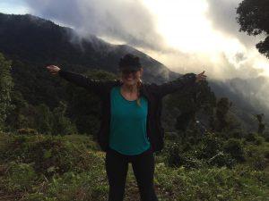 hiking in boquete