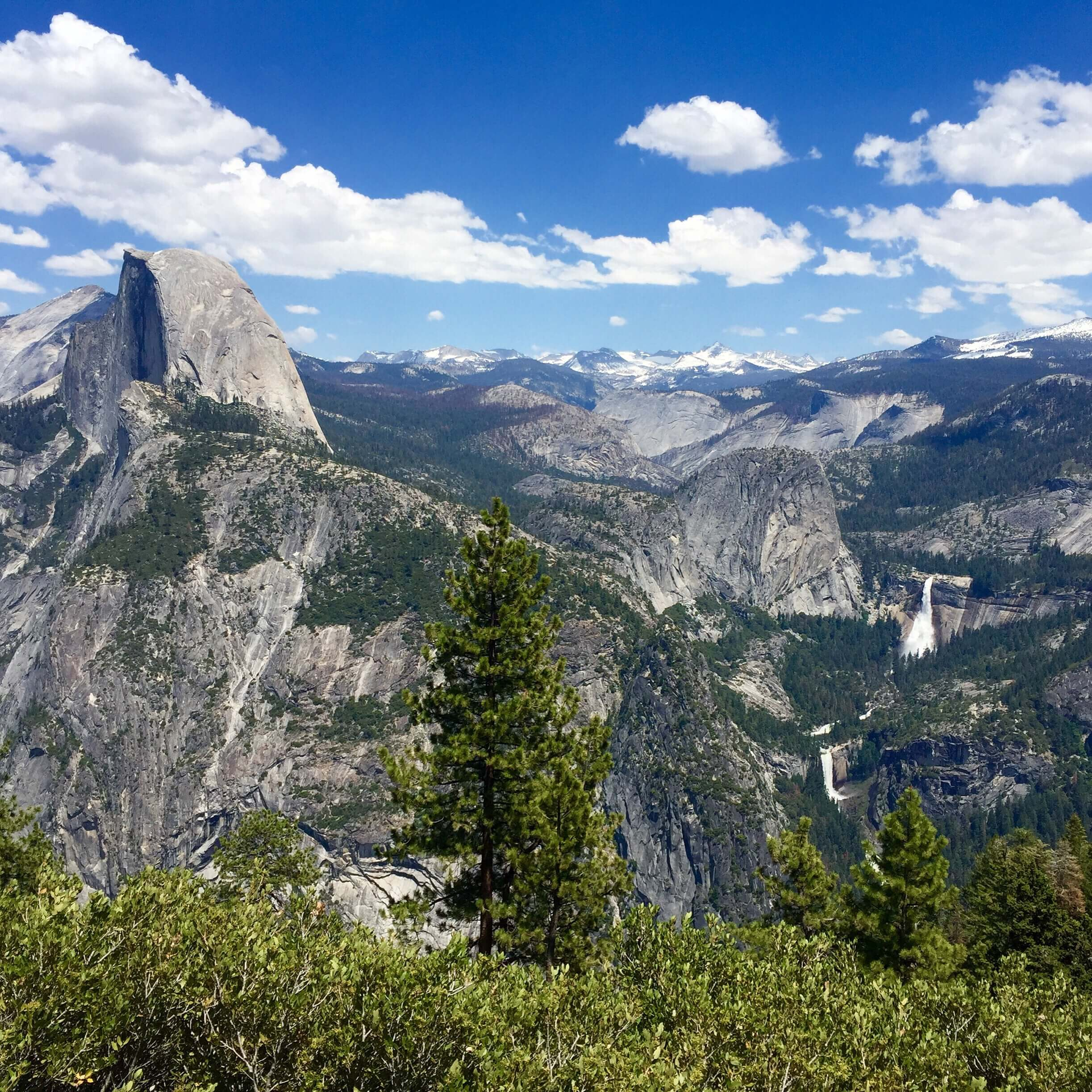 The Rockslides Hike at Yosemite - The Traveling Traveler