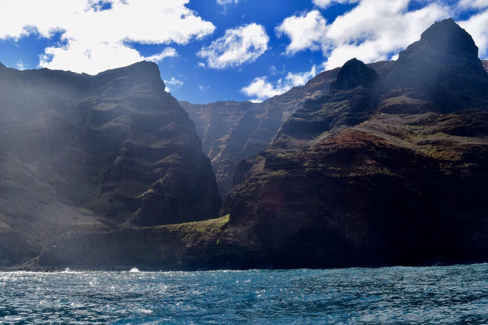Na Pali Coast Tour With Blue Ocean Adventures