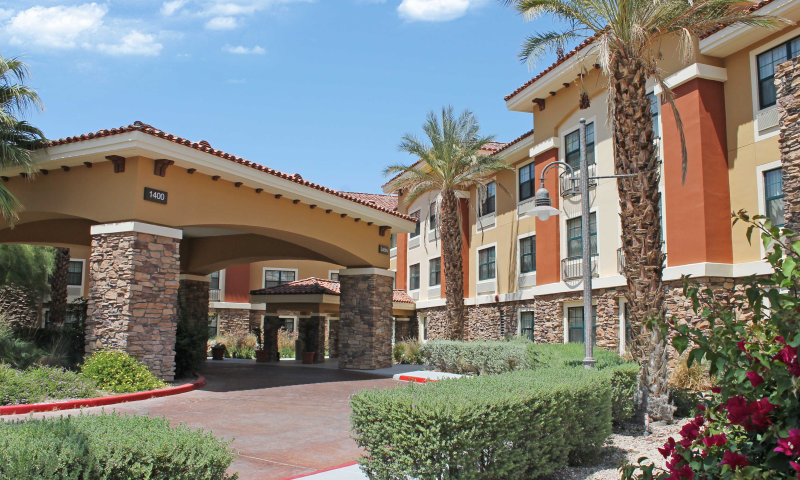 extended stay america hotel picture